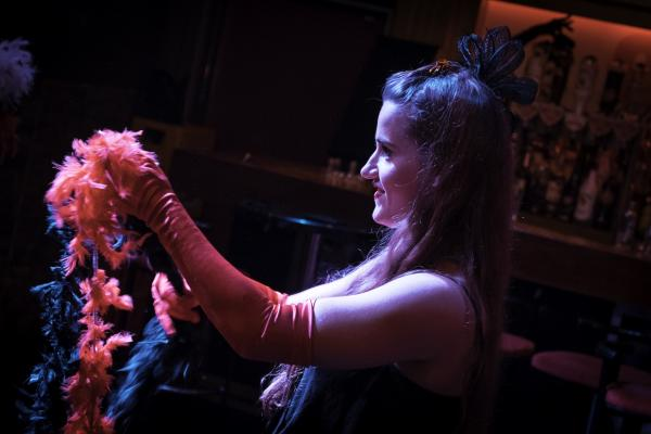 Burlesque Workshop in Venlo