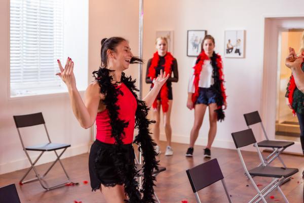 Burlesque Workshop in Venlo
